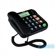 Maxcom KXT480 fekete vezetékes telefon