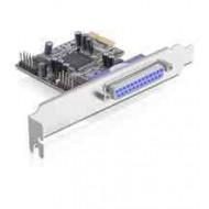 DELOCK PCI-e Serial - Paralell 2-1 csatorna (89129)