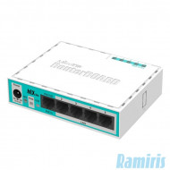 MikroTik RouterBOARD 750r2 L4 64Mb 5x FE LAN router