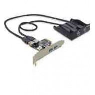 DELOCK USB PANEL USB 3.0 x2+2 - 3.5 (61893)