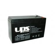 UPS Akku 12V 7Ah MC