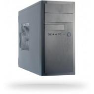 """Chieftec Elox 350W Black 350W,Black,2x5,25"""",1+belső 2x3,5"""",microATX,Audio,408x180x352mm ,1x2,5"""",2xUSB3.0"""