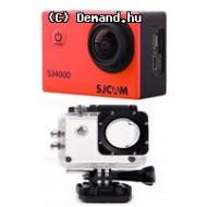 SJCam SJ4000R piros sportkamera