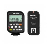 Phottix Odin TTL vaku kioldó Canon v1.5