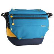 VANGUARD SYDNEY II 15BL kék-sárga fotó/videó táska