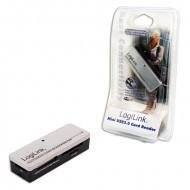LogiLink CR0010 USB2.0 mini kártyaolvasó