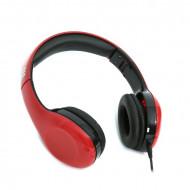 OMEGA Freestyle fejhallgató  FH4920R Piros