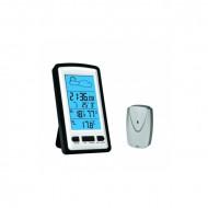 OMEGA Digitális Időjárás állomás LCD Vezeték nélküli Kül/Bel térre