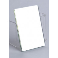 BRAND Iskolai tükör, kétoldalas, 6x9 cm