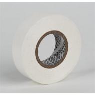 BRAND PVC szigetelőszalag, 20 m x 19 mm, fehér