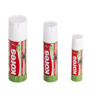 "KORES Ragasztóstift, 10 g, KORES ""Eco Glue Stick"""