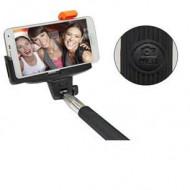 Forever Selfie-bot, monopod beépített bluetooth kioldóval, fekete