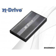 """USB HDD Ház SATA 2,5"""" N drive External EH25NDS2"""