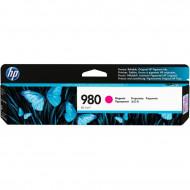 HP D8J08A Magenta No.980 tintapatron eredeti, 6,6K/ 200gr