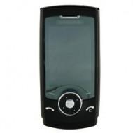 Samsung U600 előlap érintővel elektronikával fekete swap