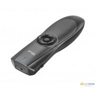 Trust Presenter - Taia (c.sz:20405, USB vevő, Lézer-Pointer, léptető funkció, fekete)