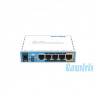 MikroTik hAP RouterBOARD 951Ui-2nD L4 64Mb 5x FE LAN router