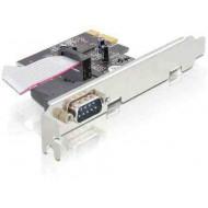 Multi I/O PCIE 1xSoros Delock 89236