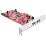 Multi I/O PCIE 2xUSB 3.0 internal Delock 89272