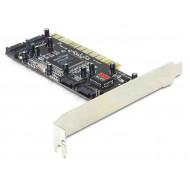 Delock Raid SATA PCI 4 port 70154