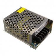 OPTONICA LED szalag tápegység 36W, 2A, 12V, fém házas