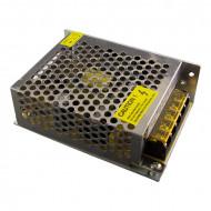 OPTONICA LED szalag tápegység 60W, 5A, 12V, fém házas