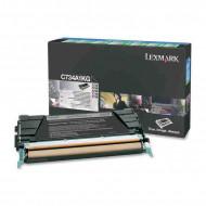 LEXMARK C734A1KG Black 8000oldal C734/C736