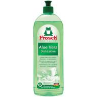 FROSCH Mosogatószer, 750 ml, FROSCH, aloe vera