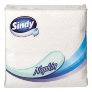 """. Szalvéta, 45lap, """"Sindy"""", fehér"""