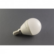 OPTONICA LED Kisgömb izzó, E14,4W, semleges fehér fény,320 Lm