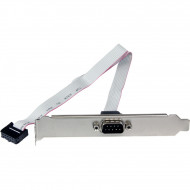 STARTECH - USB3 BASED DB9 SERIAL SLOT PLATE BRACKET