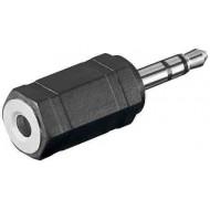Fordító Audio Jack - 2,5mm (male) - 3,5mm (female)