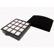 Porszívó Hepa Filter/Szűrő készlet Sencor SVX013HF H13/ SVC 8 Porszívóhoz (MOSHA