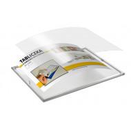 PANTA PLAST Információs tábla, fali, öntapadó, 150x223 mm, Panta Plast