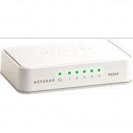 NETGEAR 5-PORT FAST ETHERNET SWITCH FS205-100PES