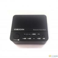 Orion OALC-5608B FM rádiós fekete ébresztő óra OALC-5608B