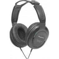 PANASONIC RP-HT265E-K stúdió fejhallgató Fejhallgató,2.0,3.5mm,Kábel:5m,10-27000Hz,Black