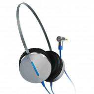 GIGABYTE Fly Silver/Blue Fejhallgató,2.0,3.5mm,Kábel:1,2m,16Ohm,15 - 20000Hz,Silver/Blue