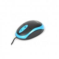 OMEGA Egér OM06VBL Kék/Fekete USB