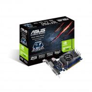 ASUS Videokártya PCI-Ex16x nVIDIA GT 730 2GB DDR5 Passzív Low Profile hátlapi kivezetéssel GT730-SL-2GD5-BRK