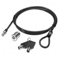HP Docking Station Cable Lock (AU656AA)