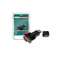 Digitus USB2.0/RS232 (DB9M) konverter, 5 LGW DA-70156