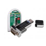 Digitus USB1.1/RS232 (DB9M) konverter, 5 LGW DA-70155-1
