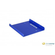 """ADATA 2,5""""-3,5"""" beépítő keret kék /A62611004/"""