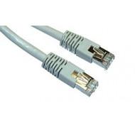 Gembird FTP kat.6 RJ45 patch kábel, 0.25m, szürke PP6-0.25M