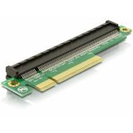 Delock PCIe - Bővítő emelő kártya x8 > x16 89166
