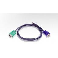 ATEN KVM Cable (HD15-SVGA, USB, USB) - 3m 2L-5203U