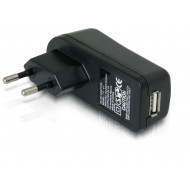 Navilock Adapter USB AC 110-230V  1xUSB (1A) 61396