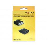 DELOCK Card Reader microSD (Samsung tablethez)