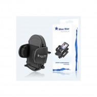 Blue Star szellőzőrácsra rögzíthető univerzális autós telefon/gps tartó BS029597